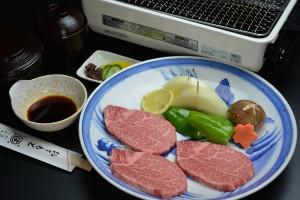 牛とろあみ焼き1人前 (5)s