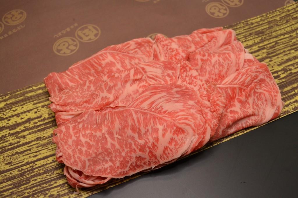 松阪牛 しゃぶしゃぶ肉
