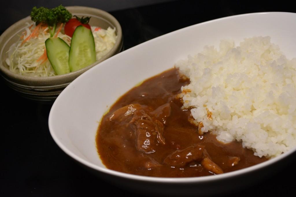 松阪牛カレーライス