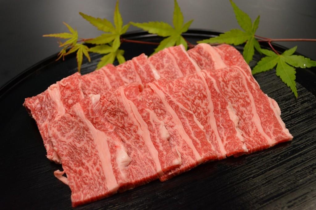 松阪牛 焼肉用のお肉 1050円/g