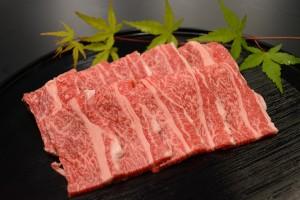 松阪牛 焼肉用のお肉