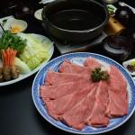牛トロすき焼き