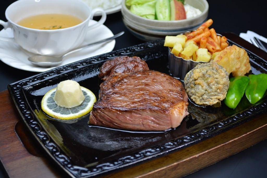 松阪牛極上ステーキ