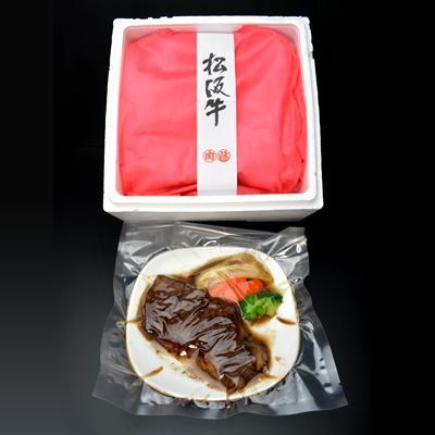 そのまま松阪牛ステーキ