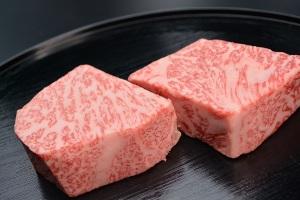 松阪牛ロース芯だけステーキ