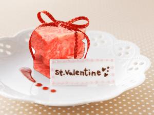 バレンタイン肉