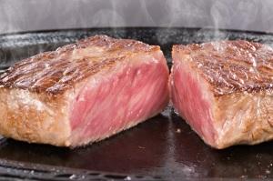 牛肉サミット で第一位!松阪牛ステーキ