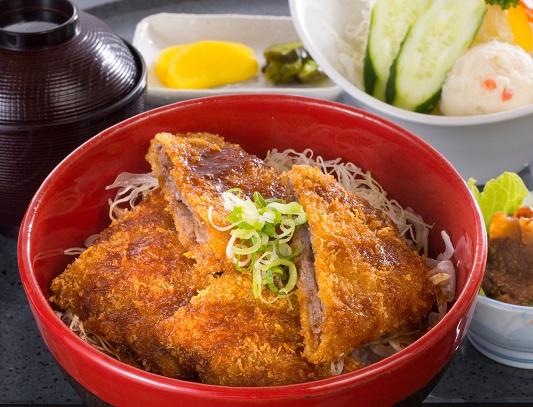 松ヶ島店限定 松阪肉 ビーフカツレツ丼