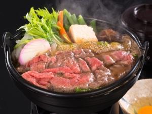松阪牛のすき焼き風お鍋 まるよし鍋