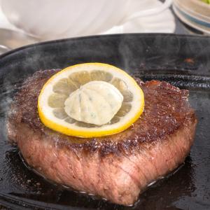 NHKWorld でたくさん撮影いただきました松阪牛モモステーキ