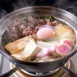 レストラン メニュー人気第1位!肉鍋