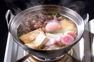 値下げ メニュー「肉鍋」
