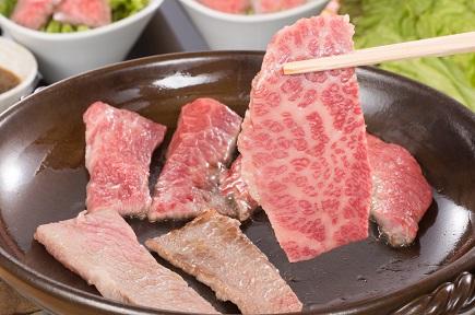 焼肉 調理イメージ