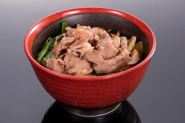 松阪牛牛鍋丼