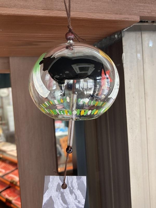 鎌田本店 風鈴