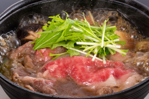 松阪牛 牛鍋