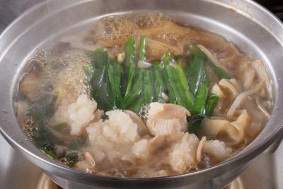 松阪牛 もつ鍋
